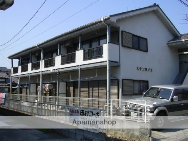 埼玉県さいたま市南区、武蔵浦和駅徒歩25分の築23年 2階建の賃貸アパート