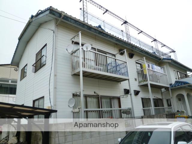 埼玉県川口市、南浦和駅徒歩16分の築28年 2階建の賃貸アパート