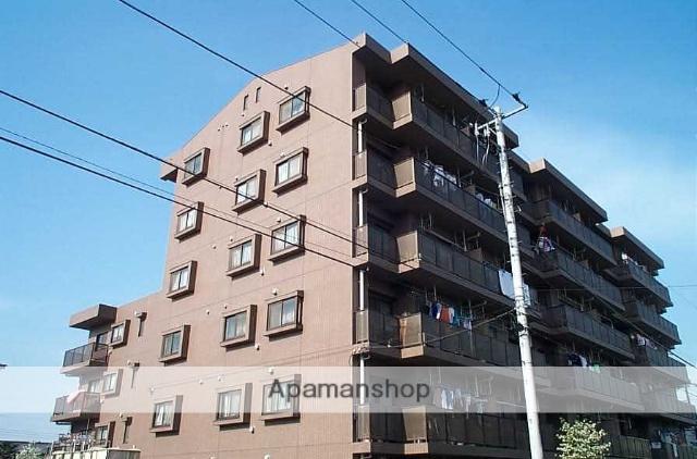 埼玉県さいたま市大宮区、大宮駅徒歩17分の築23年 6階建の賃貸マンション
