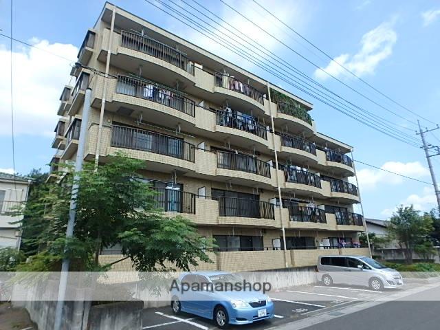 埼玉県さいたま市北区、宮原駅徒歩16分の築27年 5階建の賃貸マンション