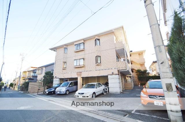 埼玉県さいたま市大宮区、大宮駅徒歩10分の築25年 4階建の賃貸マンション
