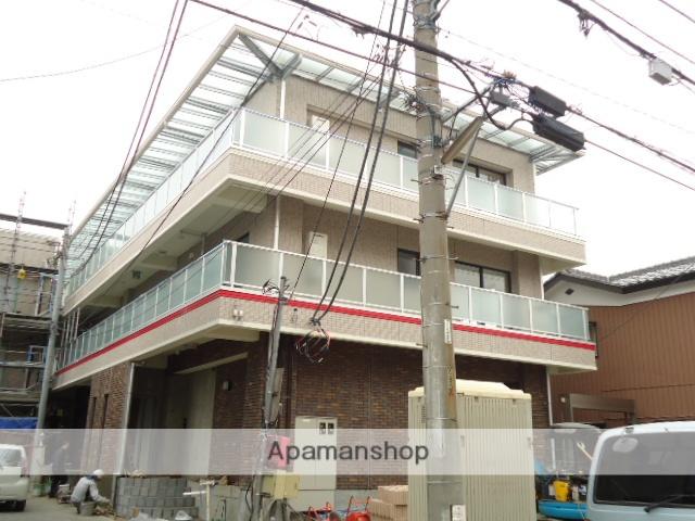 埼玉県さいたま市北区、大宮駅バス10分櫛引中央下車後徒歩5分の築3年 3階建の賃貸マンション