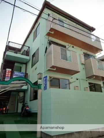 埼玉県さいたま市大宮区、大宮駅徒歩10分の築26年 3階建の賃貸アパート