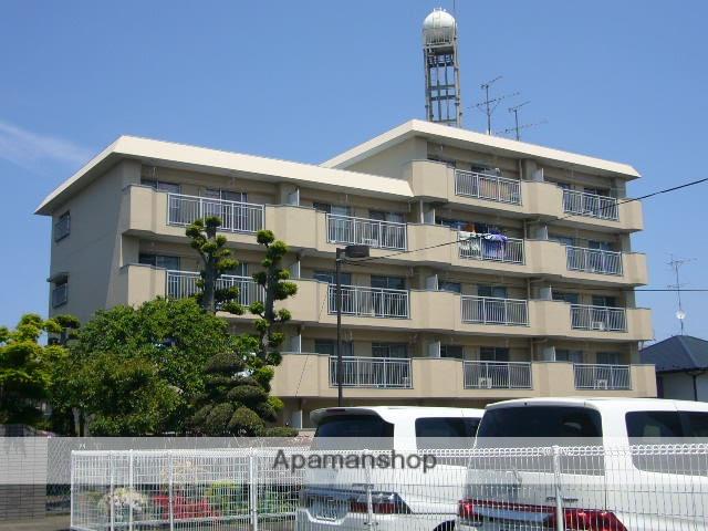 埼玉県さいたま市大宮区、大宮駅徒歩24分の築36年 5階建の賃貸マンション