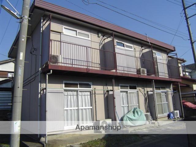 埼玉県さいたま市西区、指扇駅徒歩25分の築39年 2階建の賃貸アパート