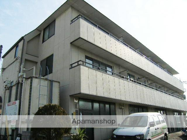 埼玉県さいたま市北区、西大宮駅徒歩25分の築22年 3階建の賃貸マンション