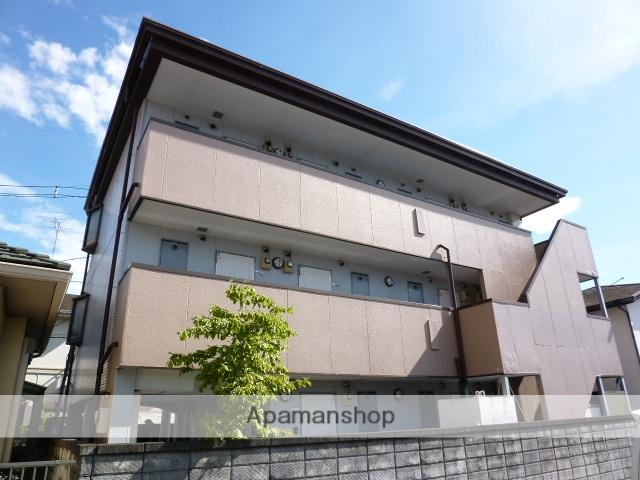 埼玉県さいたま市中央区、北与野駅徒歩16分の築26年 3階建の賃貸マンション