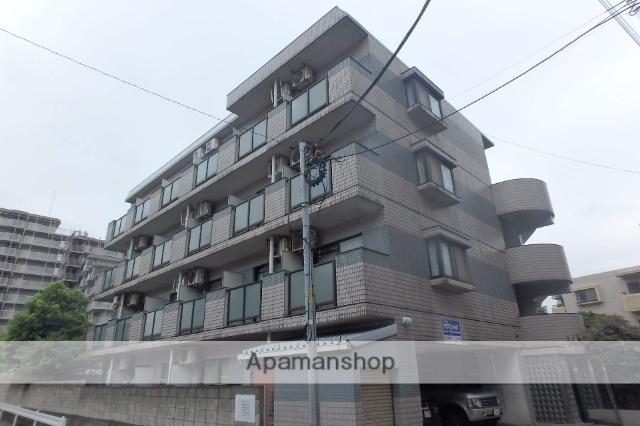 埼玉県川口市、川口駅徒歩10分の築26年 4階建の賃貸マンション