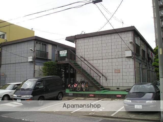 埼玉県川口市、川口駅徒歩10分の築32年 2階建の賃貸アパート