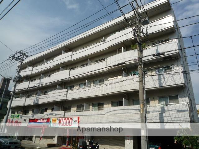 埼玉県川口市、西川口駅徒歩13分の築28年 5階建の賃貸マンション