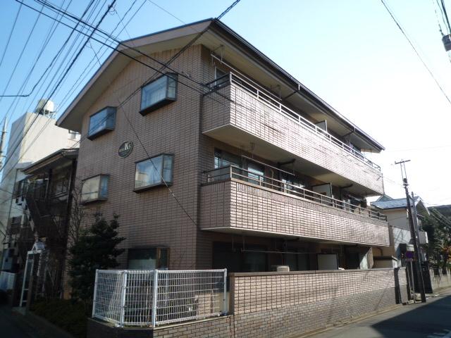 埼玉県川口市、川口駅徒歩8分の築27年 3階建の賃貸マンション