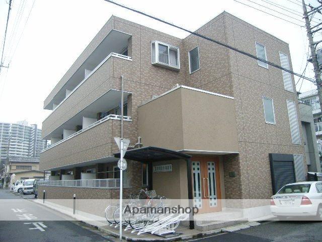 埼玉県川口市、西川口駅徒歩12分の築9年 3階建の賃貸マンション