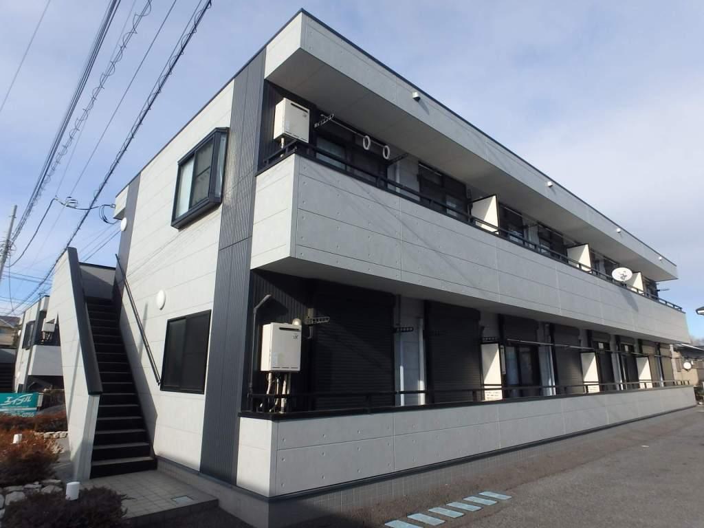 埼玉県川口市、鳩ヶ谷駅徒歩13分の築9年 2階建の賃貸アパート