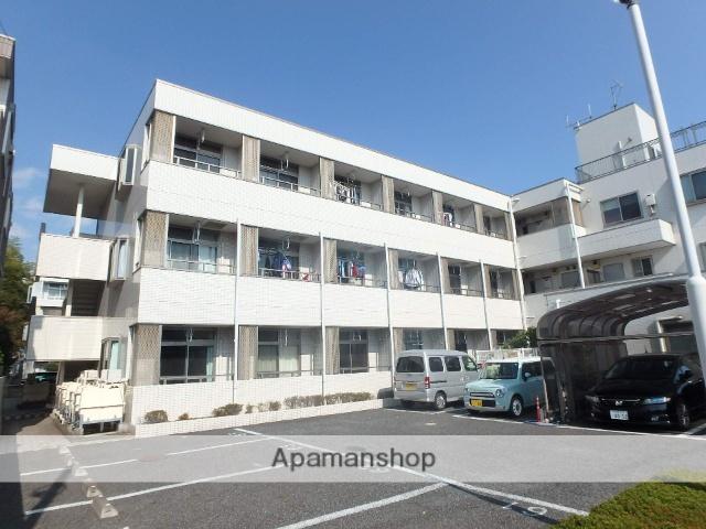 埼玉県川口市、南鳩ヶ谷駅徒歩22分の築11年 3階建の賃貸マンション