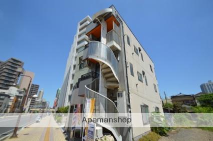 埼玉県川口市、川口駅徒歩8分の築19年 3階建の賃貸アパート
