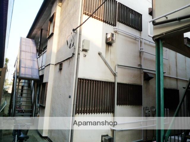 埼玉県川口市、鳩ヶ谷駅徒歩11分の築38年 2階建の賃貸アパート