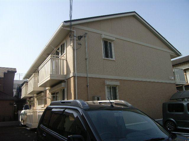 埼玉県戸田市、戸田公園駅徒歩20分の築7年 2階建の賃貸アパート