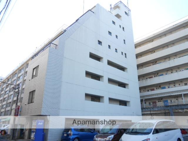 埼玉県川口市、蕨駅徒歩21分の築26年 7階建の賃貸マンション