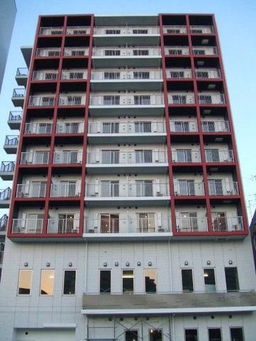 埼玉県川口市、西川口駅徒歩23分の築8年 10階建の賃貸マンション