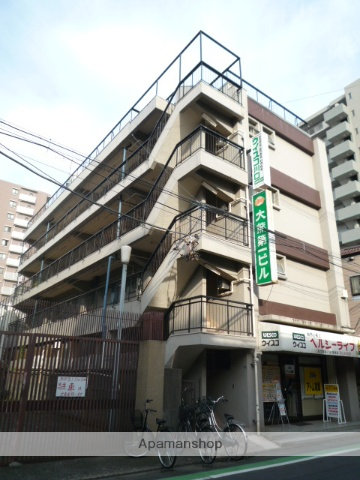 埼玉県川口市、西川口駅徒歩21分の築47年 4階建の賃貸マンション
