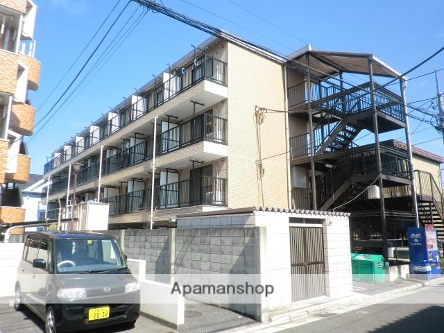 埼玉県川口市、西川口駅徒歩10分の築11年 4階建の賃貸マンション