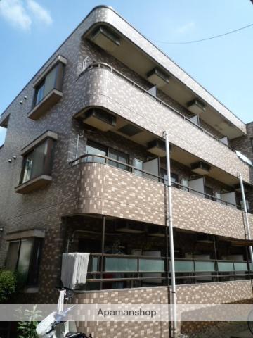 埼玉県川口市、西川口駅徒歩20分の築24年 3階建の賃貸マンション