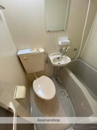 メゾン大洋パート2[1K/17.55m2]のトイレ