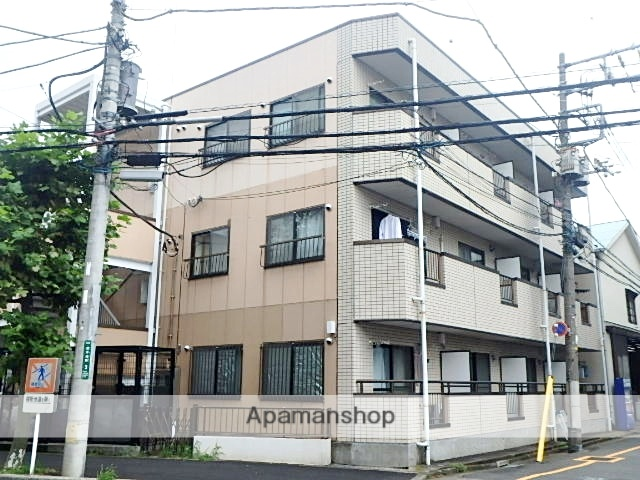 埼玉県川口市、西川口駅徒歩17分の築28年 3階建の賃貸マンション