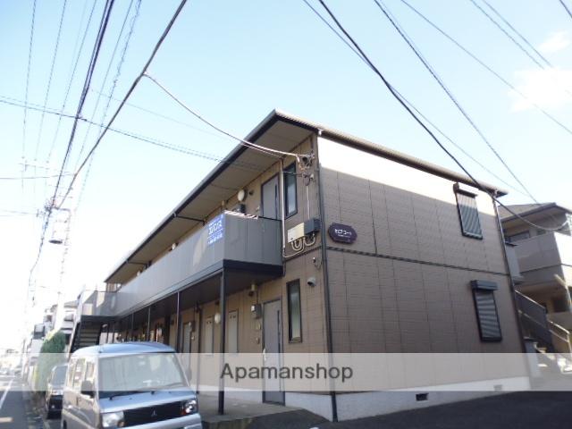 埼玉県川口市、川口元郷駅徒歩15分の築14年 2階建の賃貸アパート