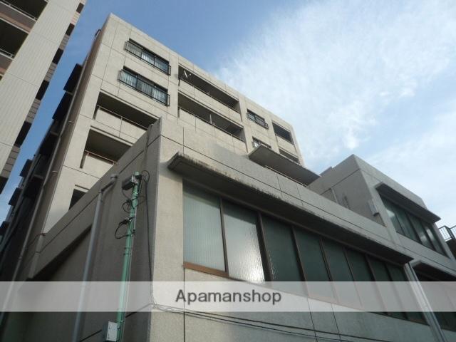 埼玉県川口市、川口駅徒歩5分の築35年 7階建の賃貸マンション