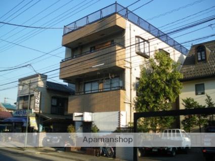 埼玉県川口市、南鳩ヶ谷駅徒歩15分の築27年 3階建の賃貸マンション