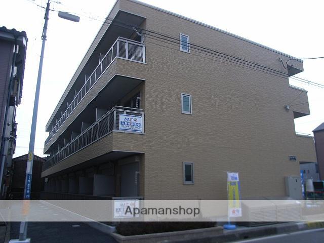 埼玉県川口市、南鳩ヶ谷駅徒歩24分の築7年 3階建の賃貸マンション
