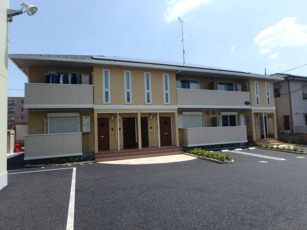 埼玉県川口市、西川口駅徒歩35分の築1年 2階建の賃貸アパート