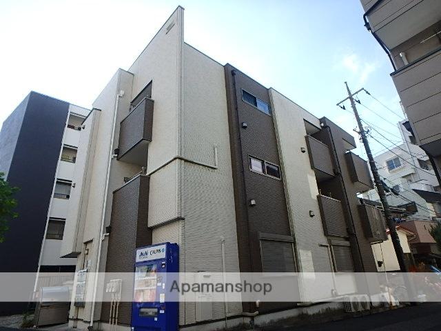 埼玉県川口市、西川口駅徒歩7分の築1年 3階建の賃貸アパート