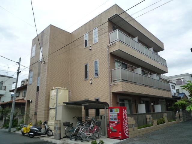 埼玉県川口市、川口駅徒歩19分の築7年 3階建の賃貸マンション