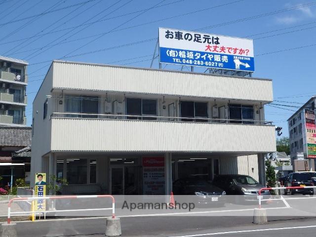 埼玉県川口市、鳩ヶ谷駅徒歩3分の新築 2階建の賃貸マンション