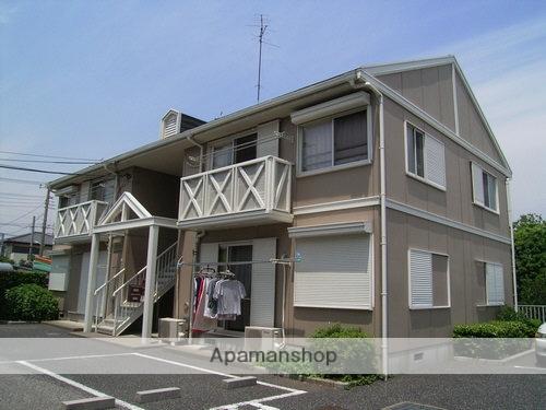 埼玉県川口市、川口駅徒歩25分の築23年 2階建の賃貸アパート