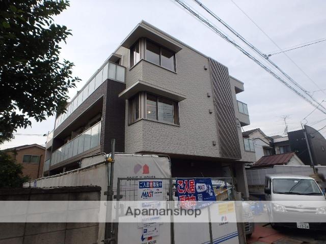 埼玉県川口市、西川口駅徒歩14分の新築 3階建の賃貸マンション