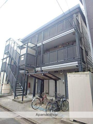 埼玉県川口市、川口駅徒歩8分の築15年 3階建の賃貸アパート