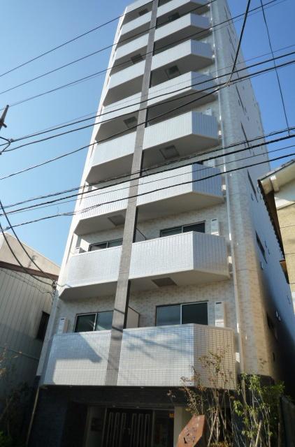 埼玉県川口市、川口駅徒歩14分の築7年 10階建の賃貸マンション