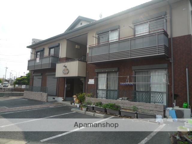 埼玉県川口市、南鳩ヶ谷駅徒歩8分の築15年 2階建の賃貸アパート