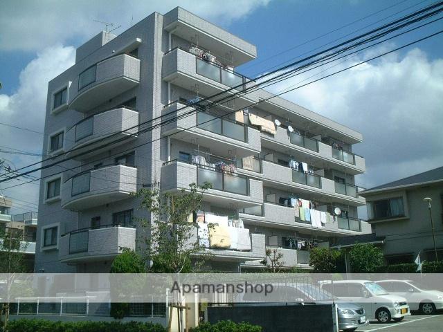 埼玉県川口市、川口駅徒歩8分の築27年 5階建の賃貸マンション