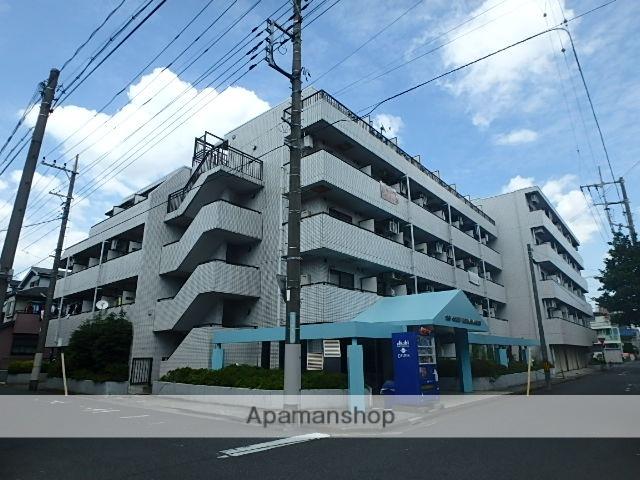 埼玉県川口市、西川口駅徒歩10分の築27年 5階建の賃貸マンション