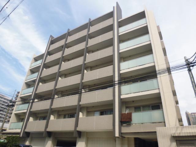 埼玉県川口市、川口駅徒歩6分の築6年 7階建の賃貸マンション