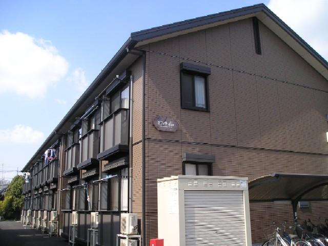 埼玉県川口市、鳩ヶ谷駅徒歩7分の築13年 2階建の賃貸アパート