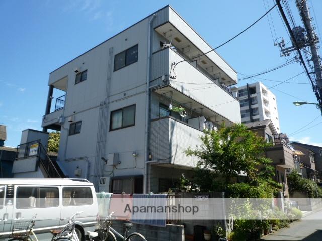 埼玉県川口市、川口駅徒歩12分の築25年 3階建の賃貸マンション