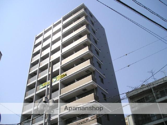 埼玉県川口市、蕨駅徒歩28分の築10年 12階建の賃貸マンション