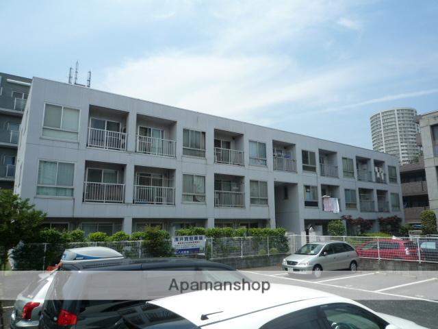 埼玉県川口市、西川口駅徒歩29分の築23年 3階建の賃貸マンション
