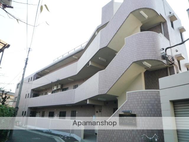 埼玉県川口市、西川口駅徒歩29分の築15年 3階建の賃貸マンション