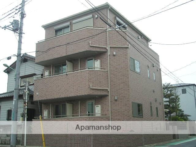埼玉県川口市、西川口駅徒歩10分の築10年 3階建の賃貸アパート